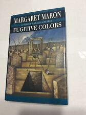 Fugitive Colors by Margaret Maron (1995, Hardcover) 1st Edition