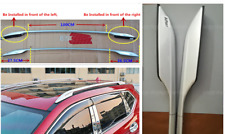 Fit For Nissan Rogue X-Trail 2014-2017 Factory Style Roof Rack Side Rails 2PCS
