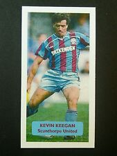 SCUNTHORPE UNITED - KEVIN KEEGAN - Score UK football trade card