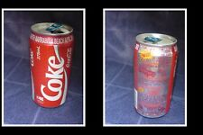 COLLECTABLE OLD AUSTRALIAN COKE SOFT DRINK CAN, COCA COLA SURF CLASSIC