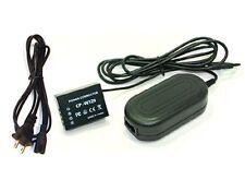 AC Adapter CP-W126 CP-W126B for Fuji FujiFilm X-Pro1 HS30EXR HS33EXR HS50EXR