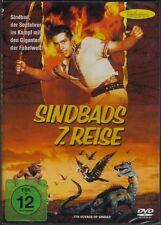 DVD SINDBADS 7. REISE # Ray Harryhausen KULT! ++NEU