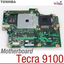 Scheda madre p000343670 PER PC PORTATILI TOSHIBA TECRA 9100 Logic Board fznsy 2 NEW 072