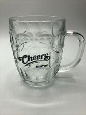 Cheers Boston Glass Barrel Beer Glass Mug 16 oz 2006 Cbs Studios Inc