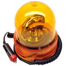 Revolving Recovery Beacon / Warning Flashing Light / Lamp Amber Orange TE350