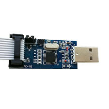 1PCS USBasp USBISP 3.3V / 5V AVR Programmer USB ATMEGA8 New Z3