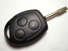 GENUINE FORD FIESTA FUSION TRANSIT CONNECT 3 BUTTON REMOTE KEY FOB