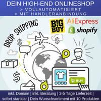 NEU Vollautomatisierter Dropshipping Onlineshop mit Händleranbindung Sonderpreis