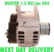 DACIA DUSTER 1.5 DCI Inc 4X4 2010 2011 2012 2013 2014 >on ALTERNATOR