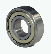6205-ZZ C3 EMQ Premium Shielded Ball Bearing 25x52x15mm (Qty. 2)