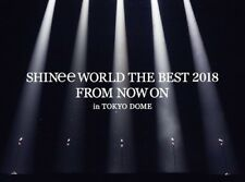 Shinee World The Best 2018: From Now On - In Tokyo Dome [New Blu-ray] Ltd Ed,