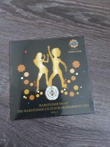 CD Schlagermove von Warsteiner,2011,neu
