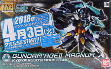 Gundam Build Diver HGBD 001 HG Age II Magnum Age-2 1/144 Model Kit Bandai US