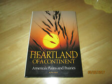 NATIONAL GEOGRAPHIC HEARTLAND OF A CONTINENT ILLUSTRATED HARDCOVER