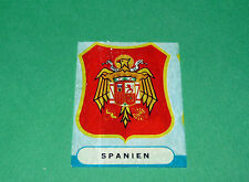 BADGE WAPPEN ECUSSON ESPAÑA SICKER PANINI FOOTBALL 1966 WC ENGLAND 66