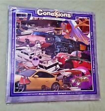 Conexions Take Along Folding Magnetic Puzzle Vehicles Cars Trains Planes Boats