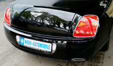 Bentley Continental Flying Spur Chrome Rear Light Trims