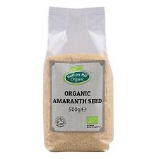 Organic Amaranth Seeds 500g Certified Organic
