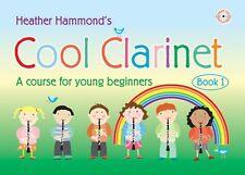 COOL CLARINET Book 1 Hammond Student Book & CD*