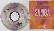 VOLUME 7 : LA SAMBA ET LA SALSA - COMPILATION (CD)