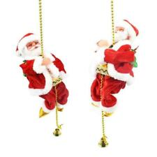 Christmas Santa Claus Musical Light Figure Decorations Electric Singing Gift