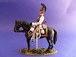 Cavalier Delprado 1er empire - Cuirassier Ordenski Russie 1812 - Lead soldier