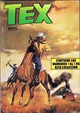 Tex. Retapado Nº 2 con los Nº 4, 5 y 6
