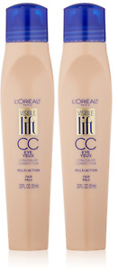 L'Oreal Visible Lift CC Eye Concealer, Fair, 0.33 fl oz (Pack of 2)