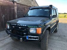 Land Rover Discovery 2 4.0 litre Petrol Expedition or Overlander