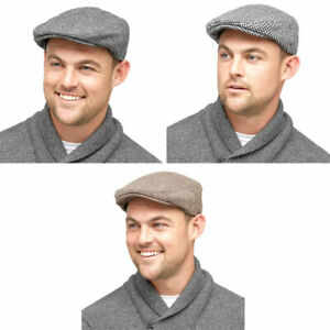 Men S Designer Flat Caps For Sale Ebay