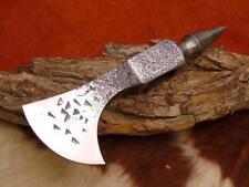 Axt Klingen High Carbon Stahl 1095 handgeschmiedet Wikinger 4252#2