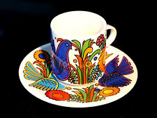 Beautiful Villeroy Boch Acapulco Coffee Can And Saucer