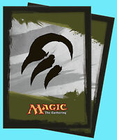 80 Ultra Pro MTG KHANS OF TARKIR DECK PROTECTORS TEMUR Card Sleeves Magic V5