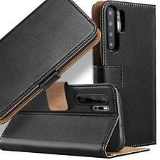 Hülle ZTE Modelle Handy Tasche Klapp Cover Handyhülle Etui Flip Case Schwarz