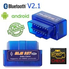 Scanner ELM327 OBD2 V2.1 Bluetooth Voiture Outil Diagnostique interface Android