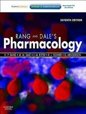 Rang and Dale's Pharmacology : With Student Consult Online Access by Humphrey P.