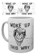 Batman Comic Joker Woke Up This Way 10oz Ceramic Mug DC Comics Arkham