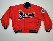 Aguilas De Mexicali Vintage Insulated Baseball Jacket Coat Size 46 - Extra Large