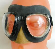 Soviet MiG Pilot Goggles PO-1M Russian Military Aviation Eyewear Vintage