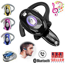 Wireless Bluetooth Earphone Headset Earbud For Android Apple Samsung Note10 S20