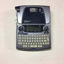 Brother P-Touch Deluxe Label Maker PT-1880 Tested Works