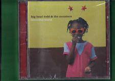 BIG HEAD TODD E THE MONSTERS - BEAUTIFUL WORLD CD NUOVO SIGILLATO