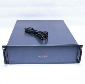 POLYCOM RMX 1000 VIDEO CONFERENCING MULTIPOINT CONTROL UNIT