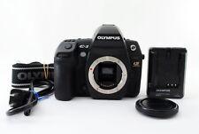 Olympus EVOLT E-3 10.1MP Digital SLR Camera Black Body Only [EXCELLENT+] y648