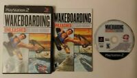 Wakeboarding Unleashed ~ PlayStation 2 PS2 - Complete Game  Tested & Works