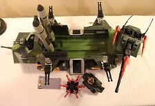 1988 G.I. Joe Rolling Thunder with Armadillo - Great Condition! 100% Complete!