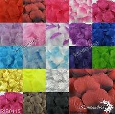 500pcs Silk Rose Flower Petals Leaves Wedding Party Table Confetti Decorations