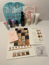 Sephora Beauty Box Makeup Skincare Gift Set Of 14 Tarte Boscia Fresh Stila Sk-Ii
