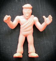M.U.S.C.L.E MUSCLE MEN #43 Kinnikuman 1985 Mattel RARE Vintage Flesh Color Toy