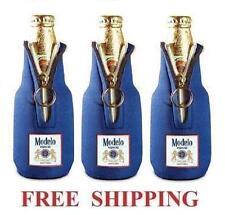 Modelo Especial 3 Unique Zip Up Bottle Koozie Coolie Coozie Huggie Corona New